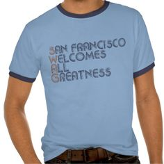 >>>Cheap Price Guarantee          San Francisco Swag Retro Tees           San Francisco Swag Retro Tees so please read the important details before your purchasing anyway here is the best buyReview          San Francisco Swag Retro Tees please follow the link to see fully reviews...Cleck Hot Deals >>> http://www.zazzle.com/san_francisco_swag_retro_tees-235541596555327361?rf=238627982471231924&zbar=1&tc=terrest