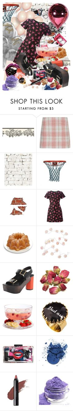 """""""Prom"""" by prettyroses ❤ liked on Polyvore featuring Cameo Rose, Milton & King, ADAM, Hello Kitty, MSGM, Talking Tables, Calvin Klein Collection, Gibson, Marc by Marc Jacobs and Rock 'N Rose"""