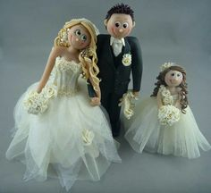 Wedding Topper ♡ ♡
