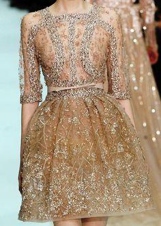 ♕❤ Elie Saab Haute Couture ❤♕