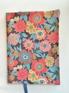 Book Cover for Book 6x9 Large Book Cover Fabric by momssewingroom