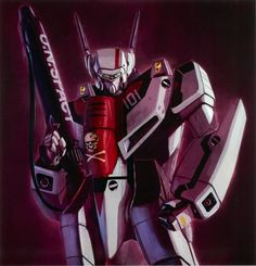 Hikaru's VF-1J from Macross the First