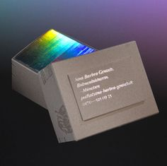 #rainbow #graphic #businesscard