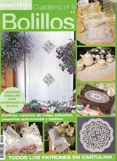 Cuaderno Bolillos 9 - Victoria sánchez ibáñez - Picasa-Webalben