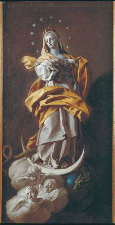 Vierge Marie Immaculée
