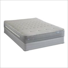 """Cal King Sealy Posturepedic American Trail Ultra Firm Mattress by Sealy Posturepedic. $799.00. Quilt: 1/2 SealyFoam Quilted into FlameGuard Fiber. Comfort Rating: 2 """" Extra Firm Mattress Score Explained. Mattress Height: 11"""". The Sealy American Trail Ultra Firm Mattress unites Sealys custom Titanium SS Coil System with the Sealy CoreSupport Center with Memory Foam for the right amount of back support and increased strength throughout the center of the mattress. This mattress uses..."""