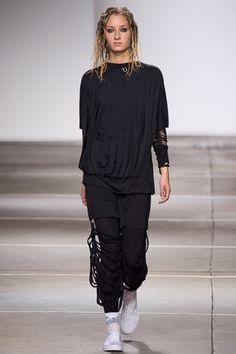 Fashion East - Louise Alsop s/s 15 LFW