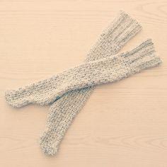 DIY Sweater Sleeve Socks Upcycle