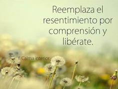 Reemplaza el resentimiento por comprensión y libérate