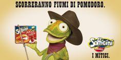 FINDUS Sofficini outdoor (2010). AD: Barbara Capponi; CW: Filippo Santi. Creative Director: Marco Carnevale.