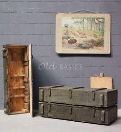 Legerkisten   Old BASICS