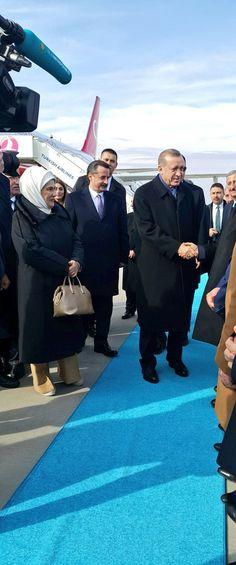 Milletin Adamı, Cumhurbaşkanımız Sn. Recep Tayyip Erdoğan Peygamberler şehri Şanlıurfa'da...