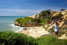 Conheça as mais belas praias da Europa para visitar no verão Spas, Hotel Algarve, Hotel Portugal, Paradise On Earth, Outdoor Pool, Hotels And Resorts, In This Moment, Explore, Adventure