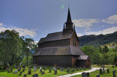 Kaupanger stavkyrkje - Kaupanger stave church, via Flickr.