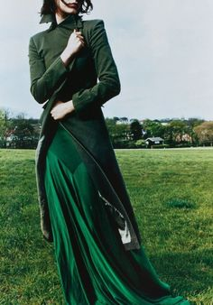 Dress for Arwen - Anna Molinari