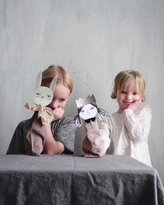 paper puppets to mak