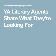 Sample cover letters for poetry submissions poetry submissions ya literary agents share what theyre looking for spiritdancerdesigns Images