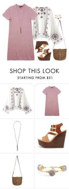 """OOTD {3 25 16}"" by rob-17 ❤ liked on Polyvore featuring Relaxfeel, Pari Desai, Chan Luu, Bamboo and Bourbon and Boweties"