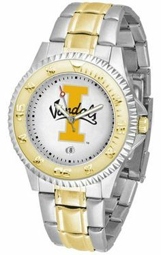 Idaho Vandals - University Of Competitor - Two-tone Band - Men's - Men's College Watches by Sports Memorabilia. $87.08.