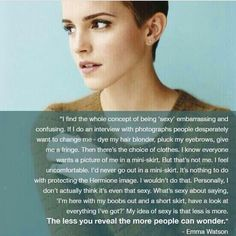 Emma Watson is perfect