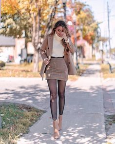 Amazing casual outfits for winter – Winter Outfits BLOĞ Dressy Fall Outfits, Winter Fashion Outfits, Cute Casual Outfits, Look Fashion, Stylish Outfits, Autumn Fashion, Casual Dressy, Classy Fashion, Summer Outfits