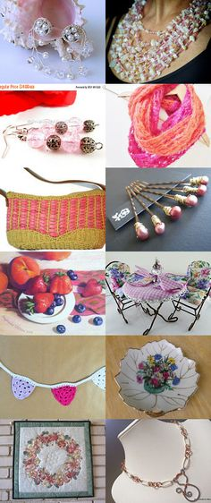 Merrily May Treasury! by Sew Delightful Pillows on Etsy--Pinned+with+TreasuryPin.com