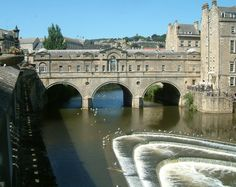 Pulteney Bridge, RU
