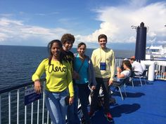 Northern Europe Tour June 2014 - On our way to Denmark from Germany