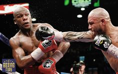 Boxing: Miguel Cotto vs Floyd Mayweather  I was there, Las Vegas, May 5, 2012 Luv Cotto