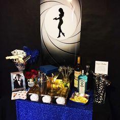 James Bond 007 Birthday Party Ideas | Photo 6 of 30