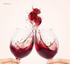 Some creative ads for Brazil's Aurora Wines…