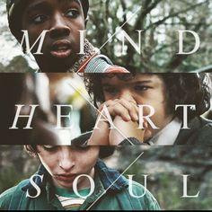 mind heart soul