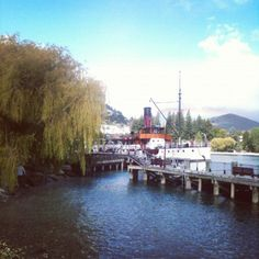 """See 725 photos from 5001 visitors about glenorchy, tours, and buffet. """"Cool town surrounded by beautiful nature. Also the thrill seekers place to be! Travel English, Traveling By Yourself, Tours, World, Places, Nature, Beautiful, Naturaleza, Nature Illustration"""