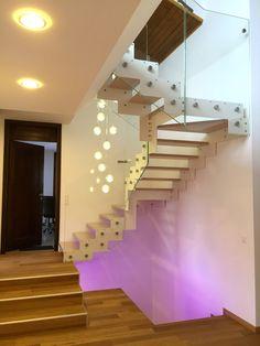 Steps details @Villa
