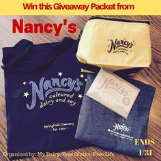 Win this Giveaway Packet from-2