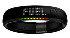 "The Coolest Gifts for Men | Men's Health Nike+ FuelBand Then set your fitness goals for the day. From that point forward, every movement you make counts as ""fuel"" as an accelerometer built into the wristband measures your energy expenditure. When it's glowing red, you've got work to do. When it's green, you've earned the right to relax. Perfect for anyone who prefers to burn calories outside the gym—and for those who love a shiny new toy to play with. $149"