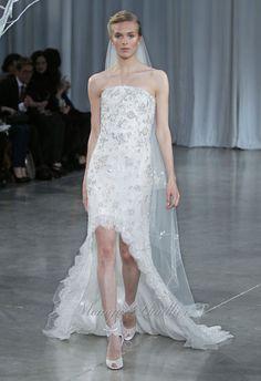 Monique Lhuillier - Bridal Gowns - Charm - http://womenspin.com/bridal-gowns/monique-lhuillier-bridal-gowns-charm/