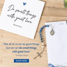 Happy Valentine's Day! 💙 ⠀ Today, remember the wise words of St. Mother Teresa, Do small things with great love. Missionaries Of Charity, Mother Teresa Quotes, Help The Poor, Great Love, Small Things, Happy Valentines Day, Saints, Angels, Seasons
