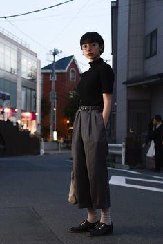 ストリートスナップ原宿 - ウハラさん