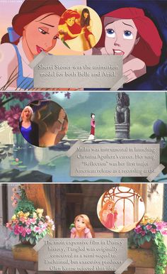 Little known Disney facts
