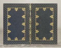 Pirages   Bindings - Stikeman . Vale Press . James I. The Kingis Quair. 1903