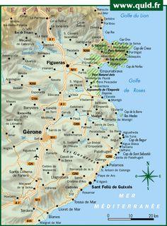 Plan de la Costa Brava