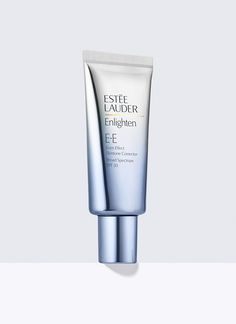 Enlighten, Even Effect Skintone Corrector SPF 30 - See more flawless, luminous, even toned skin. Ultra-sheer skin-transformer creates an immediate even effect. Tested and Proven: women said their skin instantly looked naturally radiant and glowing. For all skintypes.