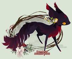 Fantasy Drawings, Creature Drawings, Creature Concept Art, Cute Animal Drawings, Starling, Love Art, Pixel Art, Anime Characters, Cute Animals