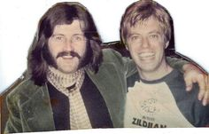John Bonham & fan | Led Zeppelin