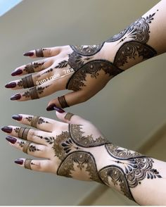 Best Collection of Bridal Mehndi Deasign For this Wedding Season - Fashion Khafif Mehndi Design, Floral Henna Designs, Mehndi Designs 2018, Stylish Mehndi Designs, Mehndi Designs For Fingers, Wedding Mehndi Designs, Mehndi Design Pictures, Beautiful Henna Designs, Arabic Mehndi Designs