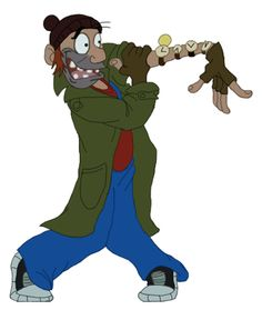 *FAGIN ~ Oliver and Company, 1988