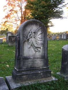 NY Albany Rural Cemetery is also supposedly haunted. Many people have witnessed the apparitions of a young couple in pajamas floating amongst the gravestones. Others have seen glowing orbs and dark figures.