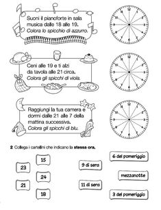 LEGGERE L'ORA - Il Forum di Maestra Sabry Primary Maths, Primary School, Study Tips, Math Lessons, Teaching Math, Teacher Resources, Back To School, Homeschool, Classroom