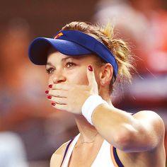 82303b1712c Agnieszka Radwanska in her 2nd Round match at the Australian Open 2014  WTA   Radwanska